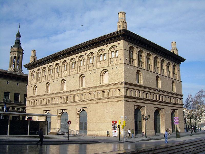 Casa de contrataciòn en Zaragoza España.